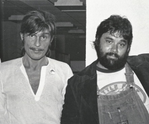 Cerphe Colwell and Lowell George, Little Feat